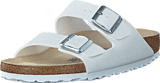 Birkenstock - Arizona Soft Slim White