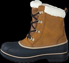 Crocs - Men's AllCast II Boot Wheat/Black
