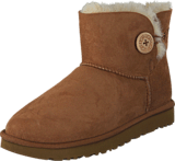 UGG Australia - Mini Bailey Button II Chestnut