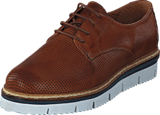 Bianco - Cleaved Laced Up JFM17 24 Cognac