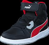 Puma - Rebound Street L V Ps 008 Black