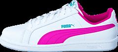 Puma - Smash Fun L Jr 011 Wht/Pink