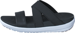 Fitflop - Loosh Crossover Slide Black