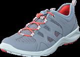 Ecco - 841113 Terracruise Silver Grey/ Silver Metallic
