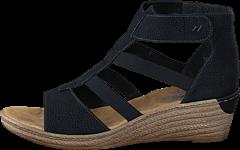 Rieker - 62439-00 Black