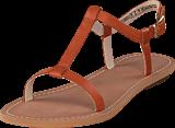 Clarks - Voyage Hop Tan Leather