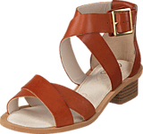 Clarks - Sandcastle Ray Tan Leather