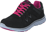 Polecat - 435-1407 Waterproof Black/Fuchsia
