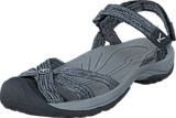 Keen - Bali Strap Neutral Gray/Black