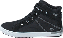 Viking - Sagene Mid Gore-Tex® Black/White