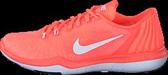 Nike - Wmns Nike Flex Supreme Tr 5 Lava Glow/White-University Red