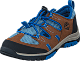 Timberland - Zip Trail Fisherman Brown/Blue