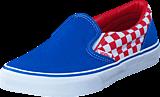 Vans - UY Classic Slip-On racing red/imperial blue