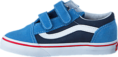 Vans - TD Old Skool V cendre blue/parisian night