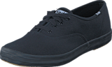 Keds - Champion Core Canvas Black/Black