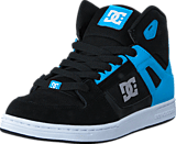 DC Shoes - Rebound SE/Glow in the dark Black/Blue