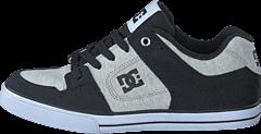 DC Shoes - Pure Tx SE Black/White/Black