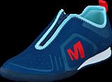 Merrell - Civet Zip Mykonos Blue