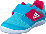 adidas Sport Performance - Fortaplay Ac I Easy Mint S17/Energy Blue S17/