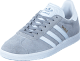 adidas Originals - Gazelle W Mid Grey S14/Ftwr White/Gold M