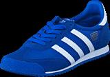 adidas Originals - Dragon Og J Blue/Ftwr White/Blue