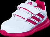 adidas Sport Performance - Altarun Cf I Ftwr White/Bold Pink/Mid Grey