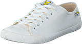 Lyle&Scott - Tima Canvas Z139 Off White