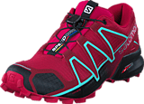 Salomon - SPEEDCROSS 4 W Tibetan Red/Sangria/Black