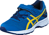 Asics - Pre Galaxy 9 Ps Thunder Blue/Vibrant Yellow