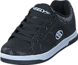 Heelys - Split Black Disco Glitter