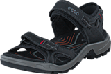 Ecco - Offroad Tulum Sandal Black