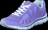 Polecat - 435-0221 Memory Foam Insock Purple