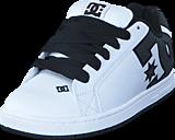 DC Shoes - Court Graffik SE White/Charcoal