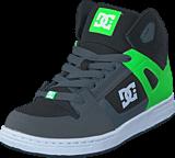 DC Shoes - Rebound SE Green/Black/White