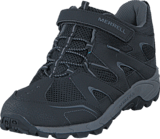 Merrell - Hilltop Mid Quick-Close WTPF Black