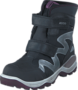 Ecco - 710223 Snow Mountain Black/Titanium