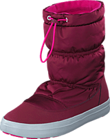 Crocs - LodgePoint Shiny Pull-On W Garnet/Candy Pink