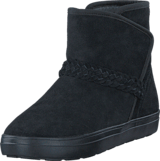 Crocs - LodgePoint Suede Bootie W Black