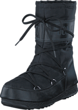 Moon Boot - Soft Shade Mid Black