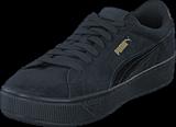 Puma - Vikky Platform Black-Black