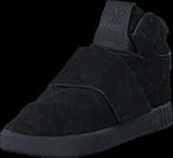 adidas Originals - Tubular Invader Strap Core Black/Core Black/Ftwr Whi