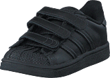 adidas Originals - Superstar Cf I Core Black/Core Black/Core Bla