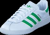 adidas Originals - Munchen Core White/Green/Gold Met.