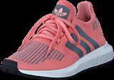 adidas Originals - Swift Run W Trace Pink F17/Grey Three F17/