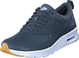Nike - Wmns Air Max Thea Premium Shoe Dark Grey/grey/yellow-white