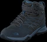 The North Face - Men's Hedgehog Hike Mid GTX Beluga Grey/ Dark Slate Blue