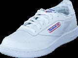 Reebok Classic - Club C So-White/Vital Blue/Primal Blu