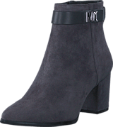 MICHAEL Michael Kors - Julianna Bootie 031 Charcoal