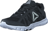 Reebok - Yourflex Train 9.0 Mt Black/White/Skull Grey