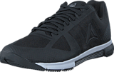 Reebok - R Crossfit Speed Tr 2.0 Black/White/Silver